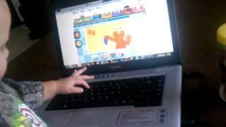 Eli's ABCs with Elmo