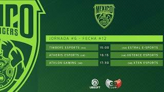 Mexico Challengers - Jornada 6 - Fecha # 12 | #RetadoresMxR6