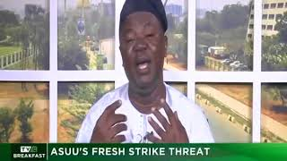 TVC Breakfast 13th August 2018 | ASUU's fresh Strike threat