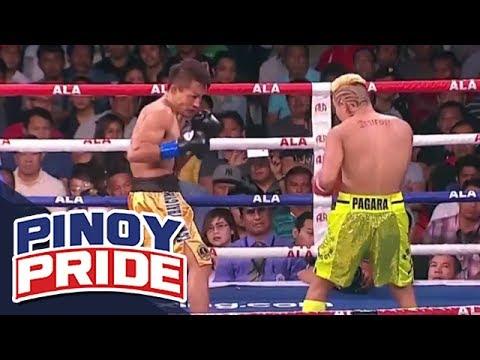 """Prince"" Albert Pagara vs. Patomsith Pathompothong   Pinoy Pride 41   July 8, 2017"