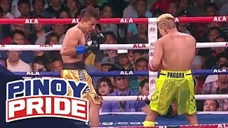 """Prince"" Albert Pagara vs. Patomsith Pathompothong 