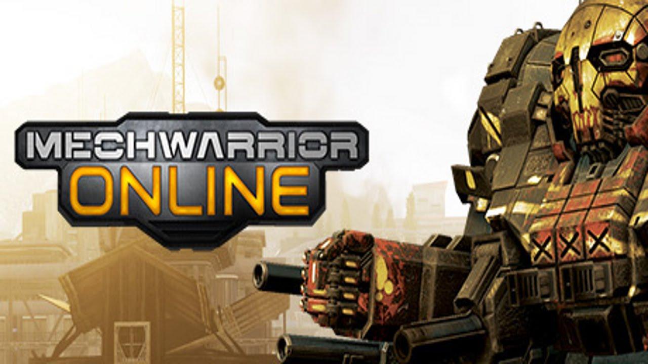 Mechwarrior online for mac