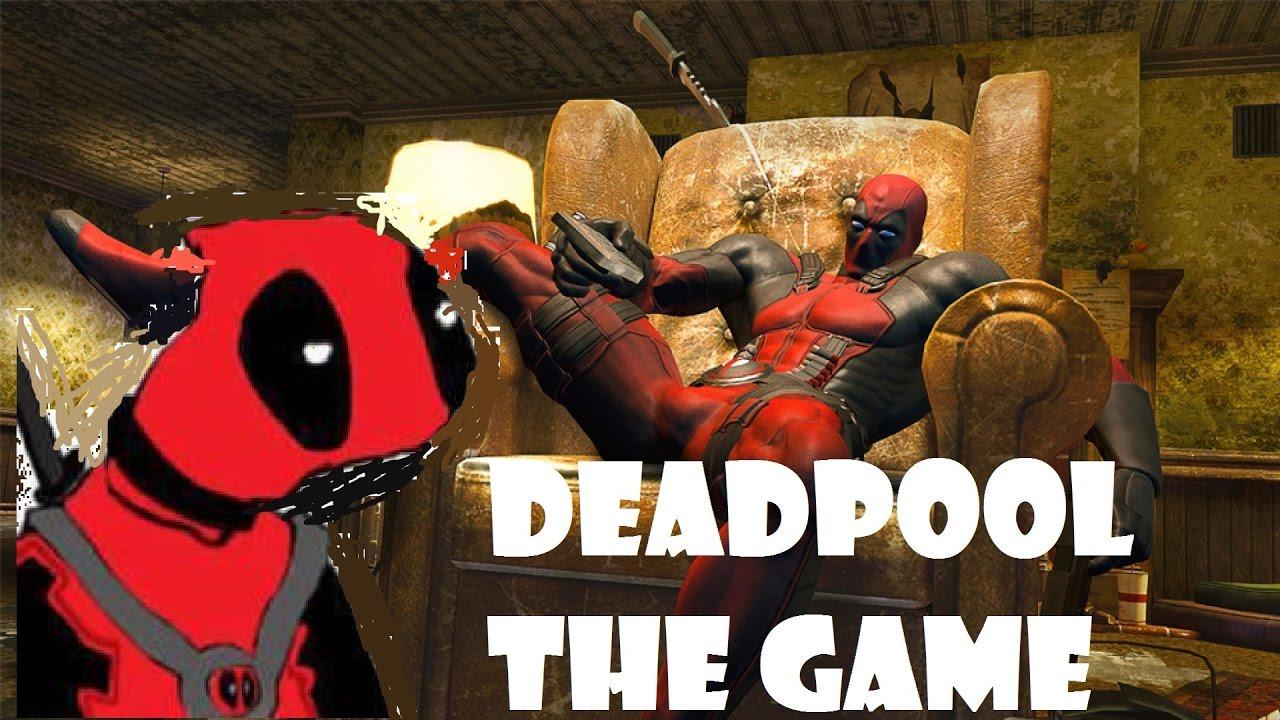 Dedpool Plays Deadpool: The Game