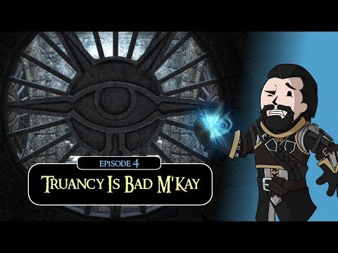 SKYRIM - Special Edition (Ch. 4) #4 : Truancy Is Bad, M'Kay?