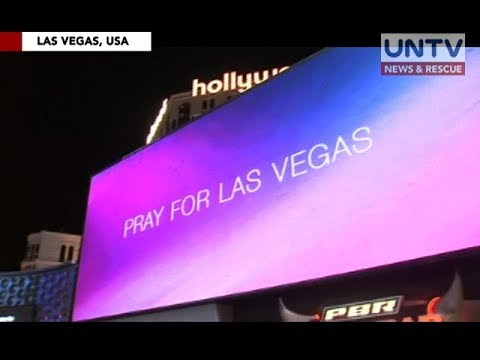 State of emergency idineklara na sa Clark County Nevada matapos ang Las Vegas Massacre