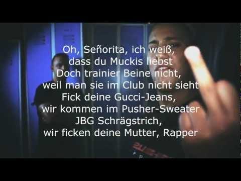 Kollegah & Farid Bang - Stiernackenkommando (Lyrics) [HQ]