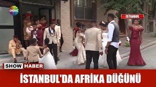 İstanbul'da Afrika Düğünü