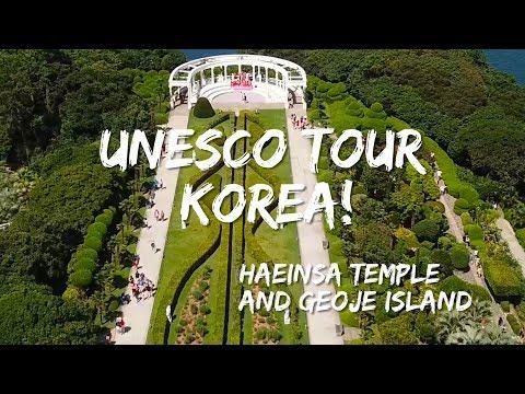 UNESCO Tour Korea: Haeinsa Temple and Geoje Island
