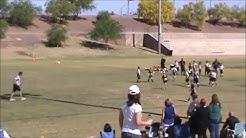 8U Flag Football - Bears vs Steelers