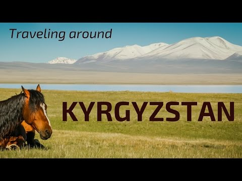 Kyrgyzstan Tourism - Dramatic Landscapes