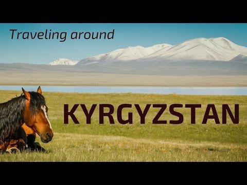 Kyrgyzstan Tourism - Dramatic Landscapes