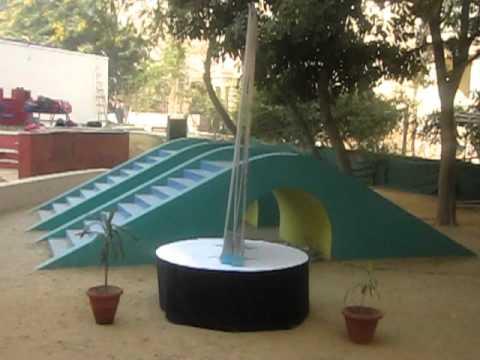 TSEY Standee @ The Sri Ram School Aravali   18 12 2011   Video