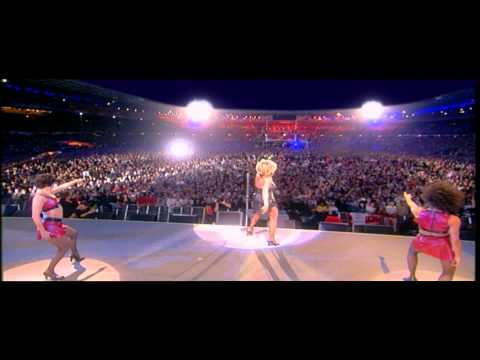 Tina Turner-One Last Time In Concert  Live Part 6 (Simply The Best, Proud Mary)