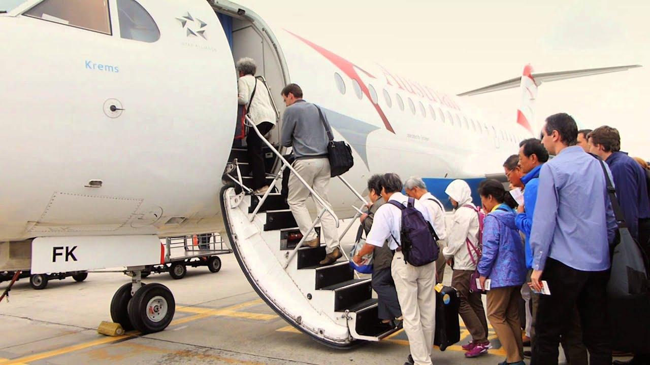 Subiendo al avion - 5 10