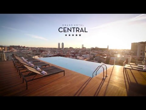 Grand Hotel Central in Barcelona | Small Luxury Hotels of the World
