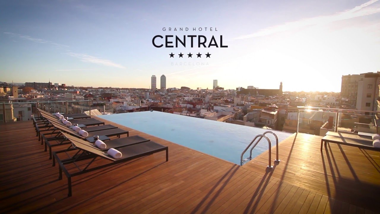 Grand Hotel Central Barcelona Grand Hotel Central, Luxury Hotel In Barcelona, Spain | Small Luxury Hotels Of The World