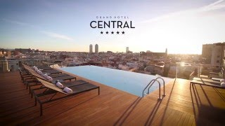 Grand Hotel Central in Barcelona | Small Luxury Ho...
