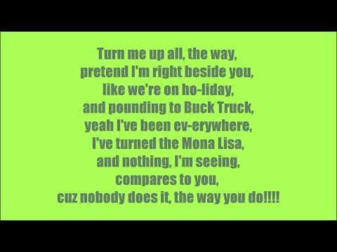Hot Chelle Rae - Radio Lyrics