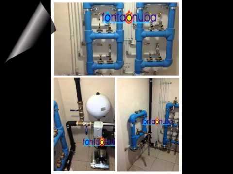 Servicio tecnico grupos de presion bombas de agua en for Grupo de presion de agua para edificios