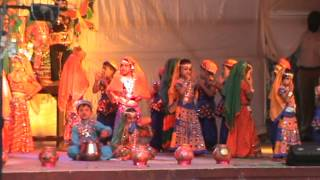 holiya me ude re gulal dance by Lourdes Bal Bhavan Jr. KG. Kalyan (west)