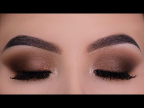 Classic Everyday Brown Eye Makeup Tutorial thumbnail