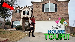 WE MOVED TO HOUSTON!!! *HOUSE TOUR*