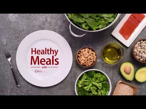 BJ's Cooking Club: Healthy Meals With Chef Glenn