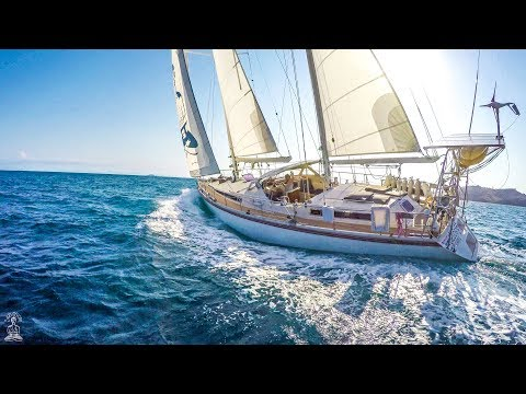 Passage To Indonesia!- Sailing SV Delos Ep. 22