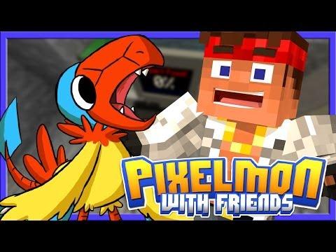FOSSILS, LEGENDARIES, EVOLUTIONS | Pixel-League Pixelmon