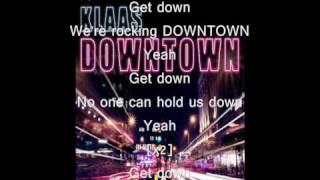 Baixar Klaas - Downtown (Lyrics)