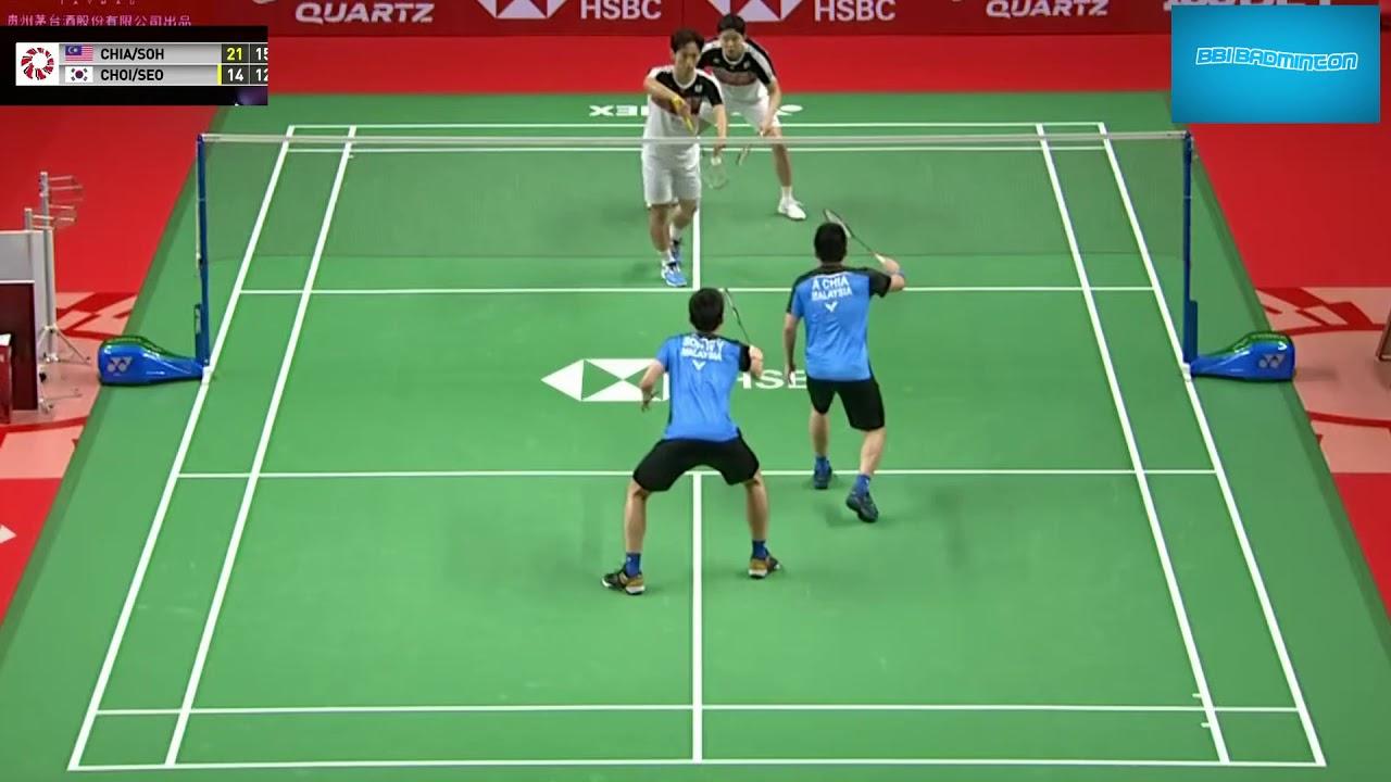 highlight world tour final  choi /seo vs chia /soi thailand 2021 GAME2