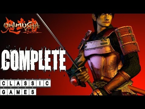 Onimusha Warlords Full Game Walkthrough / Complete Walkthrough No Commentary