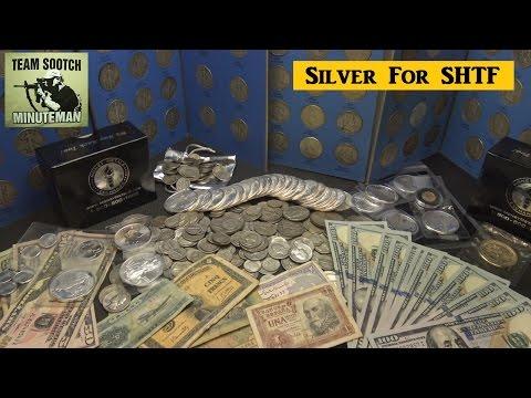 Silver for SHTF