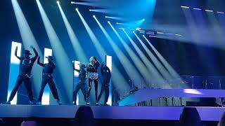 Eurovision 2019 Cyprus First Semifinal Jury Rehearsal TAMTA Replay