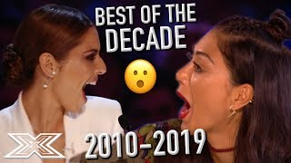 BEST X Factor Auditions Of The DECADE | X Factor Global