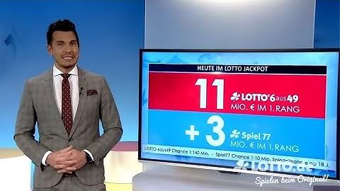 Ziehung der Lottozahlen vom 20.06.2020