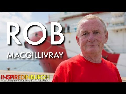 Rob MacGillivray - Saving The Children | Inspired Edinburgh