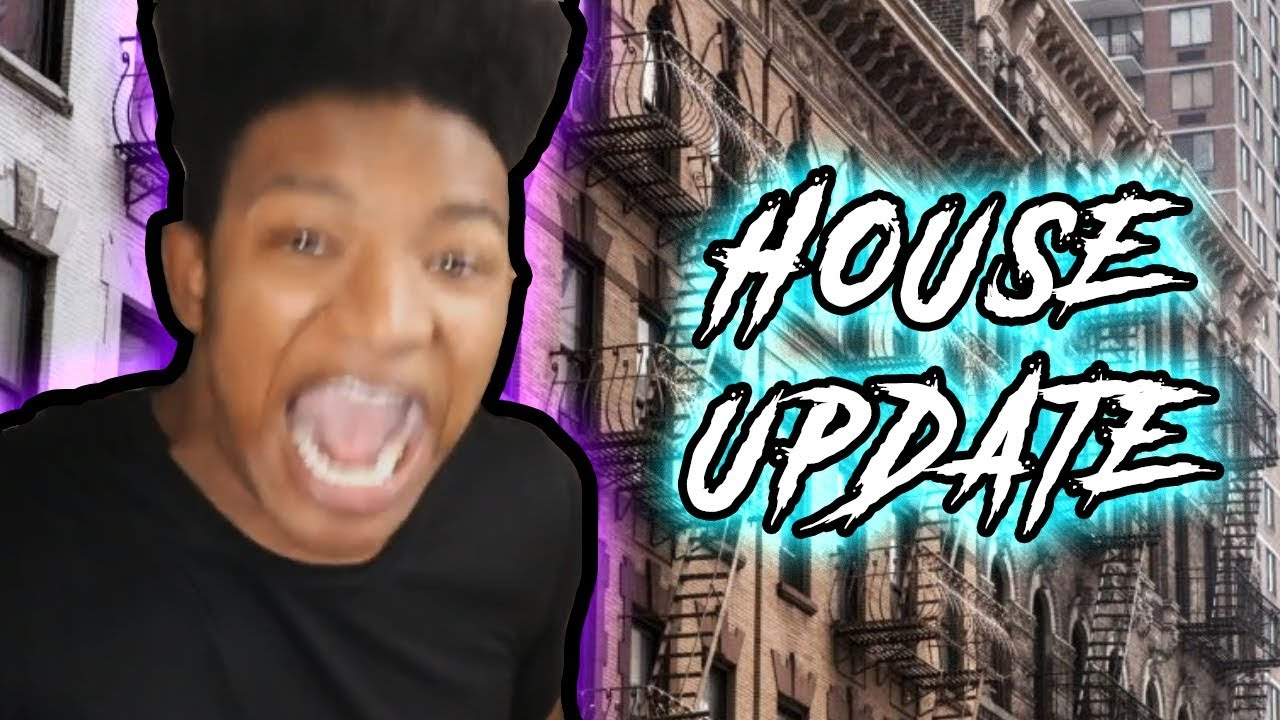 """ETIKA GIVES US AN UPDATE ON HIS """"PROJECT X"""" HOUSE [STREAM HIGHLIGHT]"""