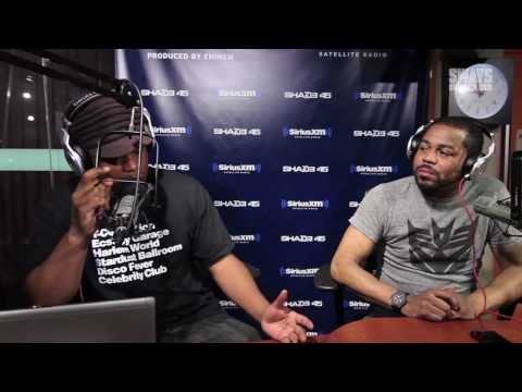 """Just Blaze Explains Story Behind """"Higher"""" Collaboration with Baauer & Jay Z on Sway in the Morning"""