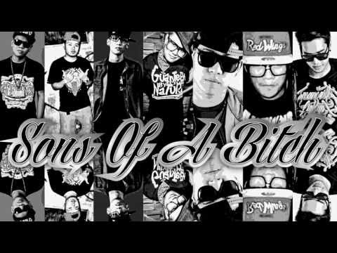 Souls Of Siam (S.o.S.) - Sons Of A Bitch ft. NONE, Genetic MTF & P Hot