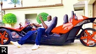 The Most Expensive Things Bought By Basketball Players