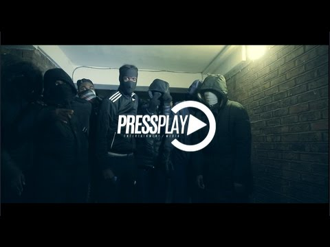#410 Y.AM X Blackz X Asbo - Trap N Bang (Music Video) @itspressplayent