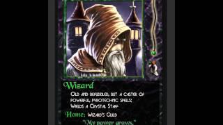 Majesty: The Fantasy Kingdom Sim - Wizard Voice