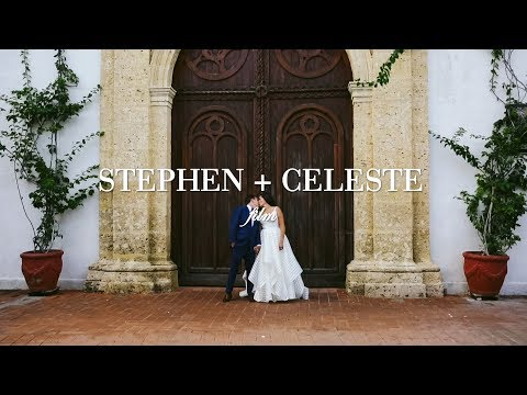STEPHEN + CELESTE WEDDING AT HOTEL SOFITEL LEGEND SANTA CLARA IN CARTAGENA, COLOMBIA