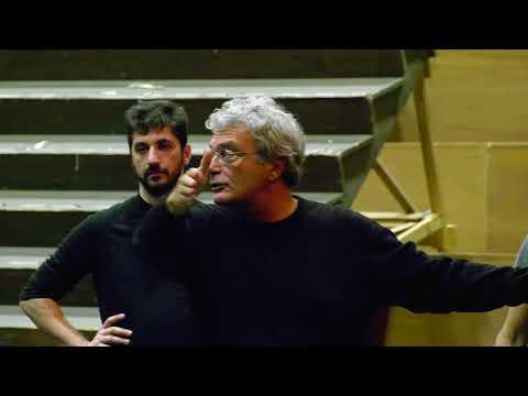 Andrea Chénier - Intervista a Mario Martone (Teatro alla Scala)