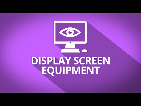 Display Screen Equipment