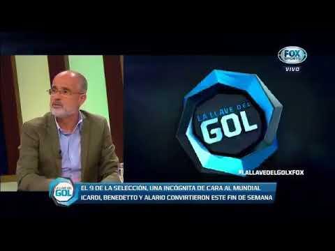"""Christian Bassedas: """"Higuaín y Agüero no se inhiben con Messi"""""""