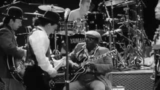 U2News - Bono talks about playing with BB King