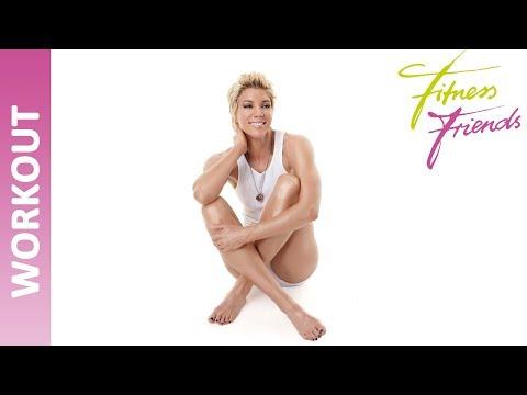 Jackie Warner - Xtreme Cardio- Workout || Fitness Friends