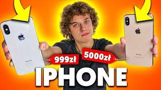 IPhone XS MAX za 900 ZŁ?!